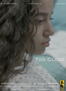 Too Close Poster - Portrait 2